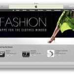 """New """"Fashion"""" Section Appears In App Store"""
