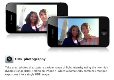 iOS 4.1 HDR Camera Feature To Be iPhone 4 Only, But Jailbreak Fix Is Coming