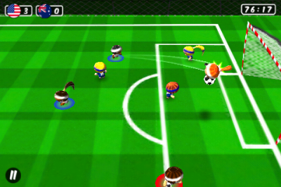 Review: Chop Chop Soccer - Arcade Style Soccer