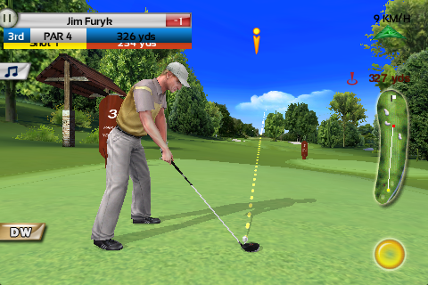 Review: Real Golf 2011 - We'll See Where This One Lands