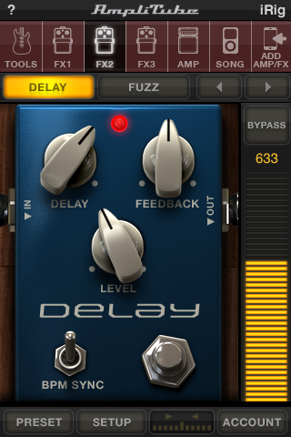 Review: Amplitube - A Full Guitar Rig In Your Pocket