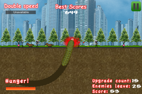 Rapid Review: Huge Worm - Another Big Worm?