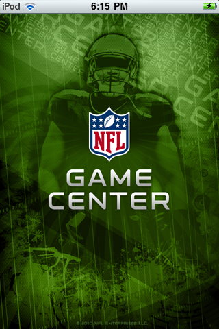 Review: NFL.com Game Center 2010 - Football, Anytime, Anywhere