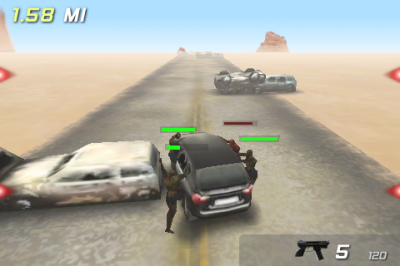 Review: Zombie Highway - There's A Zombie On Your Car
