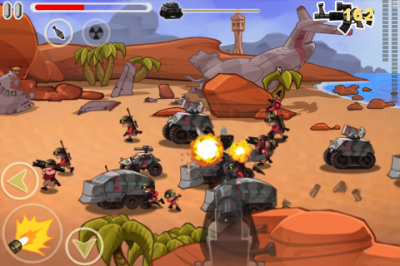 Review: Coastal Super-Combat - Coast Defense Plus Fieldrunners?