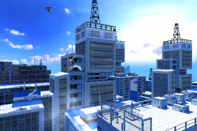 Rapid Review: Mirror's Edge For iPhone - RUN!