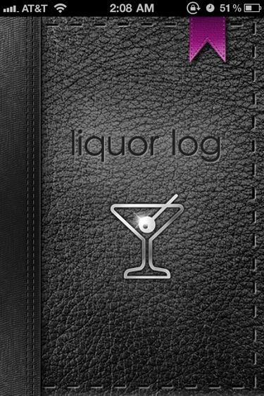 QuickAdvice: Track Your Drinks With Liquor Log
