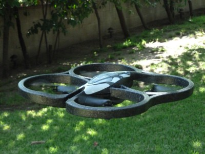 Review: AR.Drone - The iPhone Controlled Quadricopter