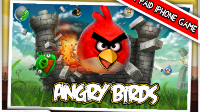 Appisode 194: Angry Birds Gets In The Game, Apps For Foodies Plus More Winners Announced