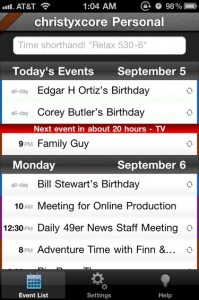 QuickAdvice: Simplify New Calendar Events With QuickCal Mobile