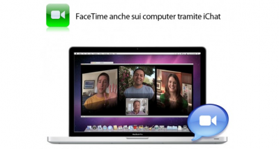 FaceTime To Work With iChat, And Windows?