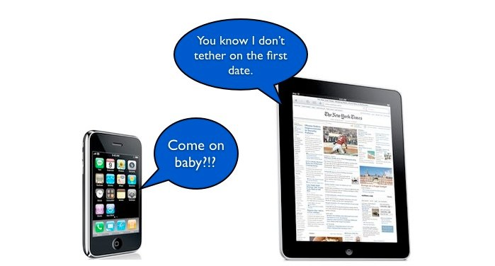 iOS 4.2 Beta 2 Adds Tethering Settings For iPad