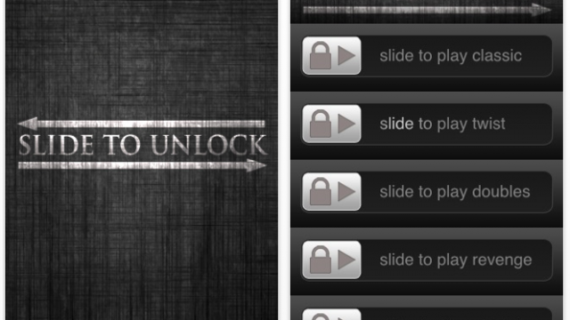 Slide To Unlock: Unlocking Your iPhone Has Never Been So Much Fun