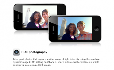 Jailbreak Only: Enable HDR Photography On Your iPhone 3G Or 3GS