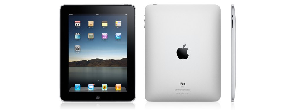 Suppliers Prepare For Second-Gen iPad: Coming Q1, 2011?