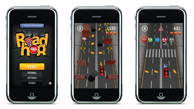 Road Hog - A Great iPhone Game, Free For This Weekend Only!