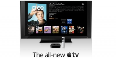 Steve Jobs: Apple TV App Store May Still Be A Possibility