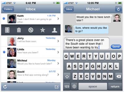 Messenger For Google Voice - Great Google Voice SMS App?