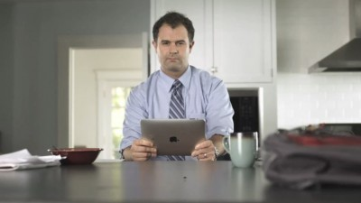 Humor: The iPad Will Never Replace Newspapers