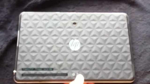 Video: Purported HP Slate Gets Leaked & It's Bad