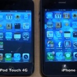 Speed Performance Test Video: iPhone 4 Vs New iPod Touch