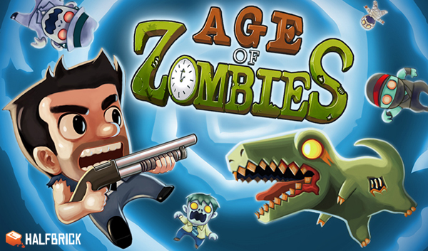 Halfbrick's Age Of Zombies Coming To iPhone And iPad This October