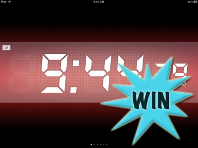 A Chance To Win An Alarm Tunes HD (iPad) Promo Code With A Retweet Or Comment
