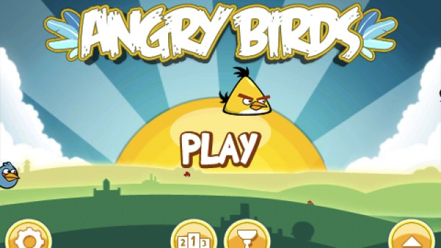 Angry Birds Crosses The 10 Million Downloads Mark - Time To Celebrate