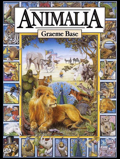 Review: Animalia - The Classic Alphabet Book Now Interactive