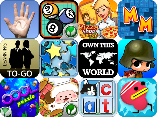 iPhone And iPad Apps Gone Free: GyroSynth For iPhone 4, Pizza Shop Mania, Doodle Pool And More