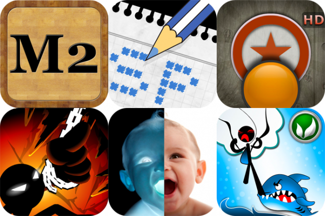 iPhone And iPad Apps Gone Free: Moxie 2, Shady Puzzle, Pebble Jump HD, And More