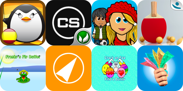iPhone And iPad Apps Gone Free: iStart Spanish!, ClusterStorm, WeeMee Avatar Creator And More