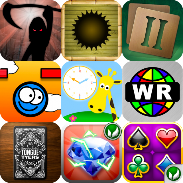 iPhone And iPad Apps Gone Free: Heads Will Roll, Finger Sling, Sudoku Duo, And More