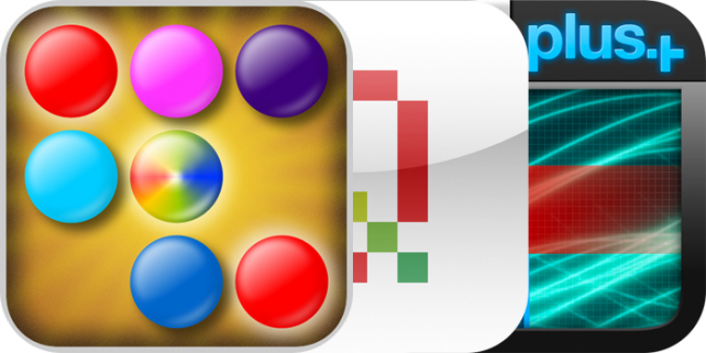 iPhone Apps Gone Free: Fuzzle, Sigma, And uniQ Pixel Artist