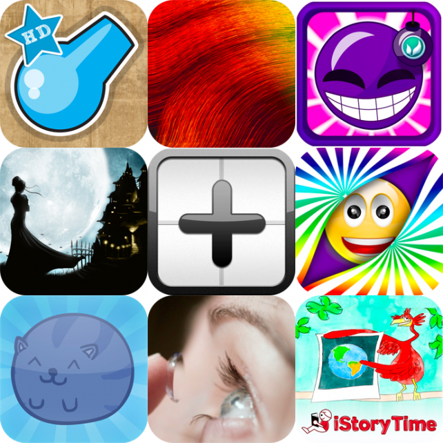 iPhone And iPad Apps Gone Free: Control Freak, Line Art, Ponk And More