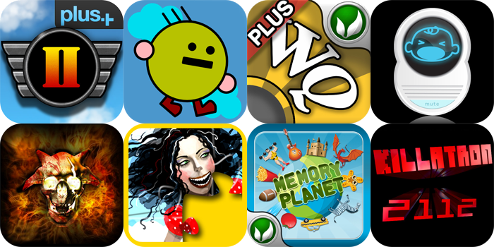 iPhone And iPad Apps Gone Free: iBomber 2, uFall, Word Quest Plus And More