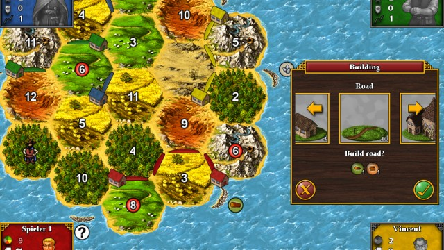 Catan HD Arrives In The App Store For iPad