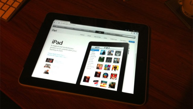 Unconfirmed: Chrome OS Caught Running On An iPad