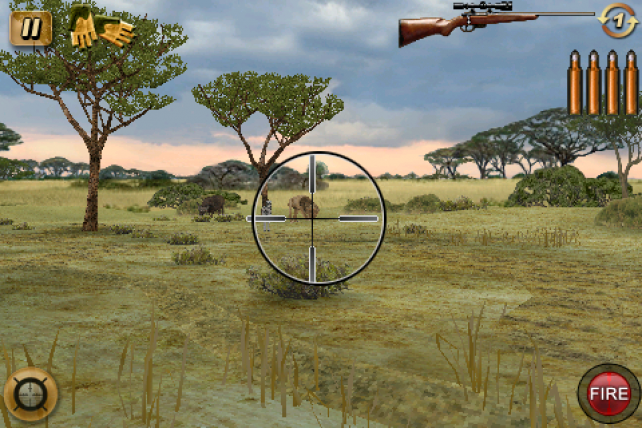 Deer Hunter: African Safari Gains Gyroscope Support; On Sale For $.99