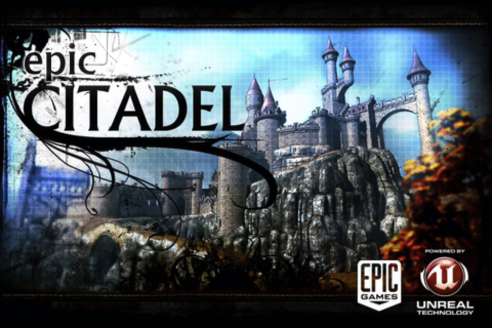 Epic Games Shows Off What The Unreal Engine Can Do For iOS Gaming With Epic Citadel