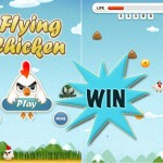 A Chance To Win A Flying Chicken Promo Code With A Retweet Or Comment