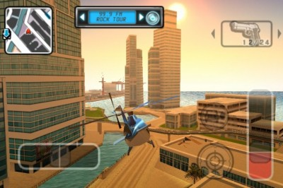 Gameloft's Gangstar: Miami Vindication Beats Its Way Into The App Store