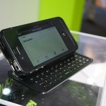 Nuu Mini Key Brings A Slide-Out Keyboard To Your iPhone 4