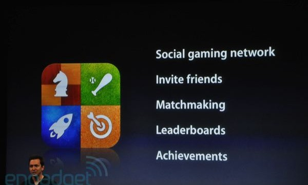 Apple Gets Ready For iOS 4.1 Launch: Resets Game Center