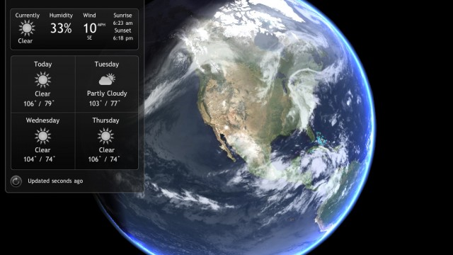A Chance To Win A Living Earth HD (Universal) Promo Code With A Retweet Or Comment