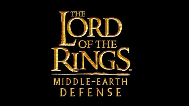 Coming Soon: Lord Of The Rings Tower Defense Game!