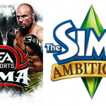 EA Reveals New MMA And The Sims 3 Ambitions Screenshots