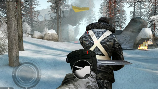 Gameloft Reveals Modern Combat 2: Black Pegasus Screenshots