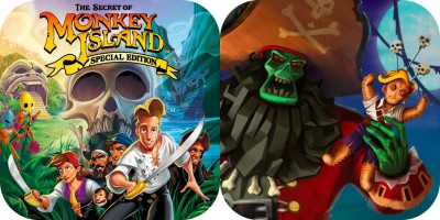 The Secret Of Monkey Island And Monkey Island 2 For iPad On Sale For A Limited Time