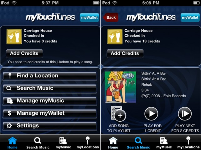Control Your Nightlife Music Experience From The Comfort Of Your Seat With TouchTunes